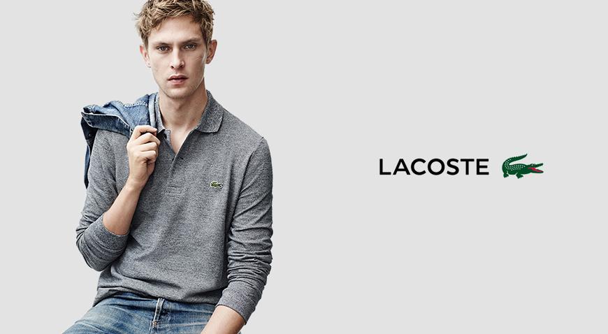خرید اینترنتی لباس برند لاگوست